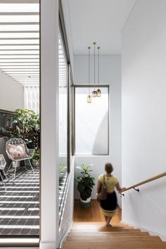 staircase, Mark Szczerbicki Design Studio