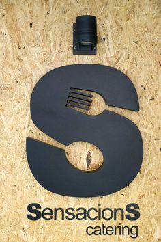 SensasionS Catering / Denys & von Arend #logo #design #identity