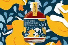 Elderbrook Drinks — The Dieline | Packaging & Branding Design & Innovation News