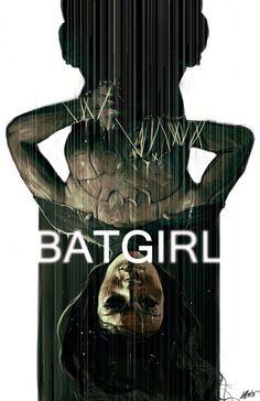 Cain in the Rain by jeffsimpsonkh on deviantART #batgirl #batman