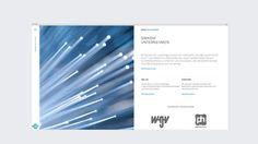 GW Kom — Südsolutions Webdesign, Layout, Design, Digital, Responsive Design, App,