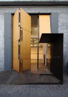 Studio X Beijing / O.P.E.N. Architecture #architecture #details #entries