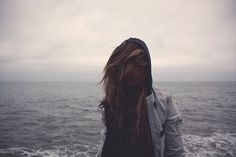 convoy #women #cloudy #ocean #gray