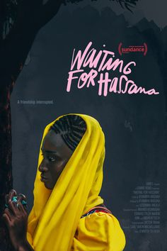 Extra Large Movie Poster Image for Waiting for Hassana