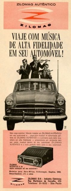 moleskine #radio #old #advertising #illustration #vintage #music #car #antique
