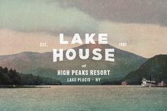 Tag Collective | Lake House Logo
