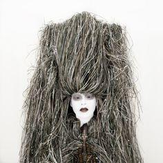 Kimiko Yoshida - outrageous self portraits #amazing #photo #travel #portrait #fashion #queen