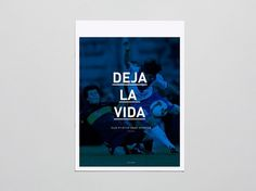 Project 2020 / Vélez Sarsfield Athletic Club™ on the Behance Network #design #book #identity #layout #editorial #typography