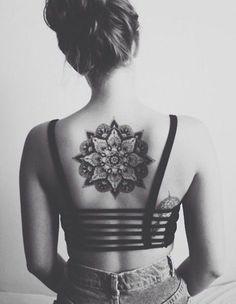 30+ Intricate Mandala Tattoo Designs