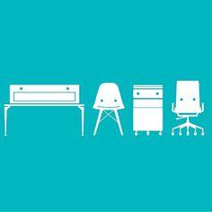Rebrand - JasonL furniture #furniture #icon #icondesign #icons #iconography #interior #chair