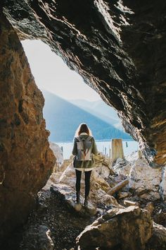 Photography by Bethany Marie (2) #lake #cave #photography #girl