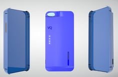 VQase The World's 1st True Phone Case E-Cigarette #tech #flow #gadget #gift #ideas #cool