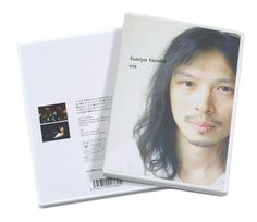 """FUMIYA TANAKA / VIA"" #sleeve #graphic #cd"