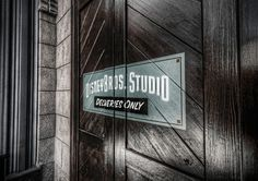 Disney Bros. Studio #photo #bros #walt #doors #disney #photography #studio