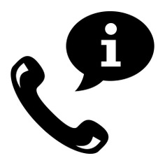 See more icon inspiration related to call, phone, info, call center, information, telephone, service, logistics delivery, commerce and calling on Flaticon.