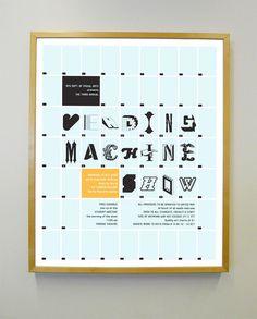 BYU DVA Manasseh Langtimm #design #illustration #typography #poster