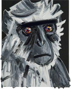 StonedMonkey.jpg 670×837 pixels #painting