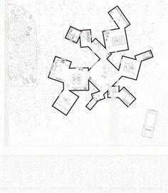 jun igarashi architects: house o #igarashi #plan #jun #architects #japanese #boxes #architecture