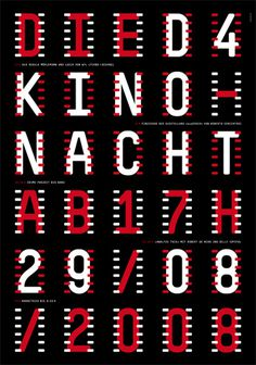 Narrenschiff #type #treatment #poster #typography