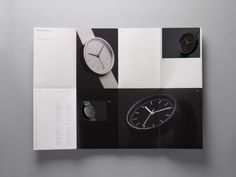 Uniform Wares: printed collateral - Minimalissimo #printwork