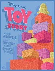Toy Story by *Mr-Bluebird on deviantART #bright #vector #poster #toy #story