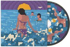 Siggi Eggertsson | Everythings The Rush #grid #illustration #siggi #delays #beach #eggertsson