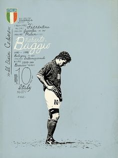 Zoran Lucic, Sucker for Soccer | We Heart; Lifestyle & Design Magazine #football #poster