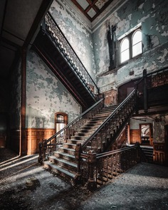 Mysterious and Abandoned Photography by Rich Kern