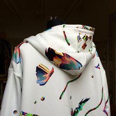 Vasya Kolotusha for Ethel Vaughn #pattern #acid #textile #camo #clothing #design
