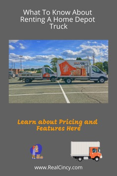 What to Know About Home Depot Truck Rentals