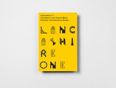 architectural guide cover 2 #icons #typography