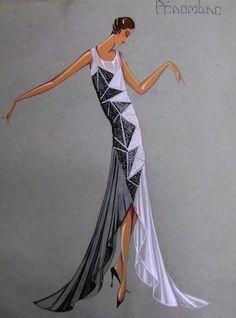 Lanvin 1927 #fashion #lanvin