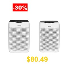 HOMDOX # #Air #Purifier #Smart #Control #Home #Office #HEPA #Air #Cleaner #With #4-layer #Filter