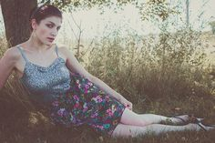 Brandon Page Kately in Summertime #fashion #photography