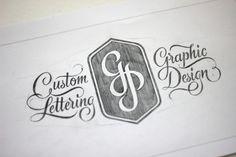 typeverything:Take a look at Ged Palmer's brand new portfolio! #type #pencil #custom