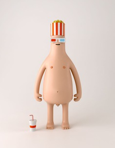 Yum Yum Toys: Toy Series One Designs | Sgustok Design