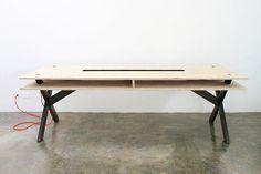Work Table 002 Miguel dela Garza 6 #table