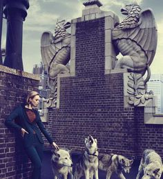 Editorial Photography by Sacha Tassilo Hoechstetter #inspiration #photography #editorial