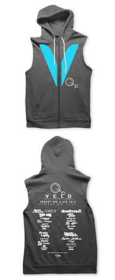 Yeld Music Festival hoodie