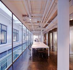 Spark Beijing Office by Spark Architects #interior #design #minimalism