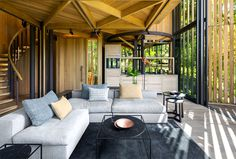 Retreat in Cape Town by Local Studio Malan Vorster - InteriorZine
