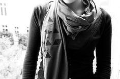 T Y P O D A R I U M - Portfolio #clothes #type #grey