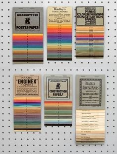 Old things. « Present&Correct #retro #book #typography