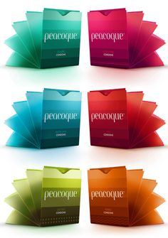Peacoque - Innovative Condom Packaging on Behance