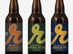 Reubens final #beer #label