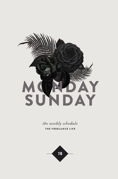 TFL 18 | MONDAY TO SUNDAY