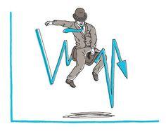 New Statesman Illustration 1 #stocks #illustration #graph