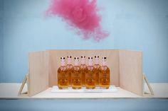 Hellstrøm Juleaquavit Branding, Creative Direction, Packaging #direction #creative #packaging #branding