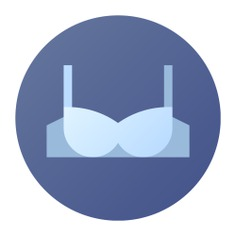 See more icon inspiration related to bra, underwear, femenine, clothing, brassiere, fashion and clothes on Flaticon.