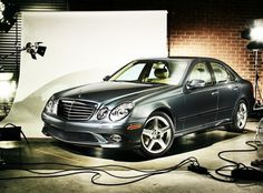 Automotive Photography by Trevor Pearson